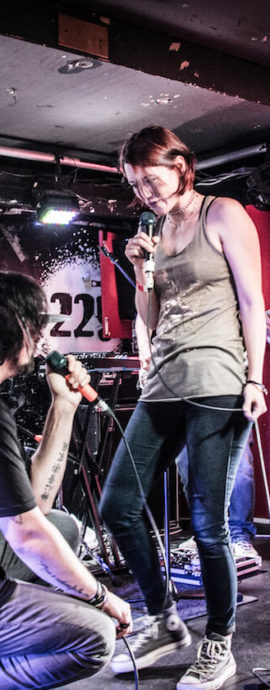 East Of Eli ft. Chyler Leigh At 229 The Venue