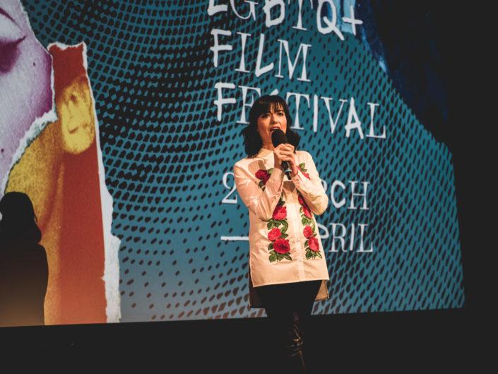 Natasha Negovanlis - BFI Flare 2018