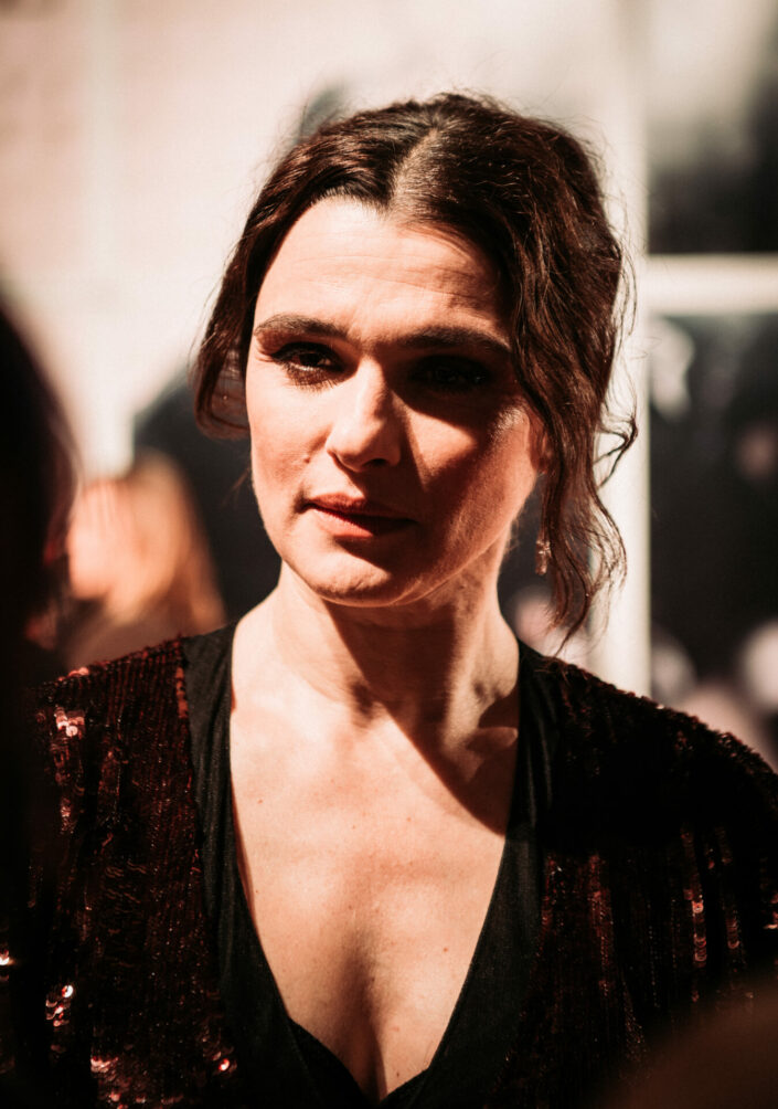Rachel Weisz The Favourite Premiere