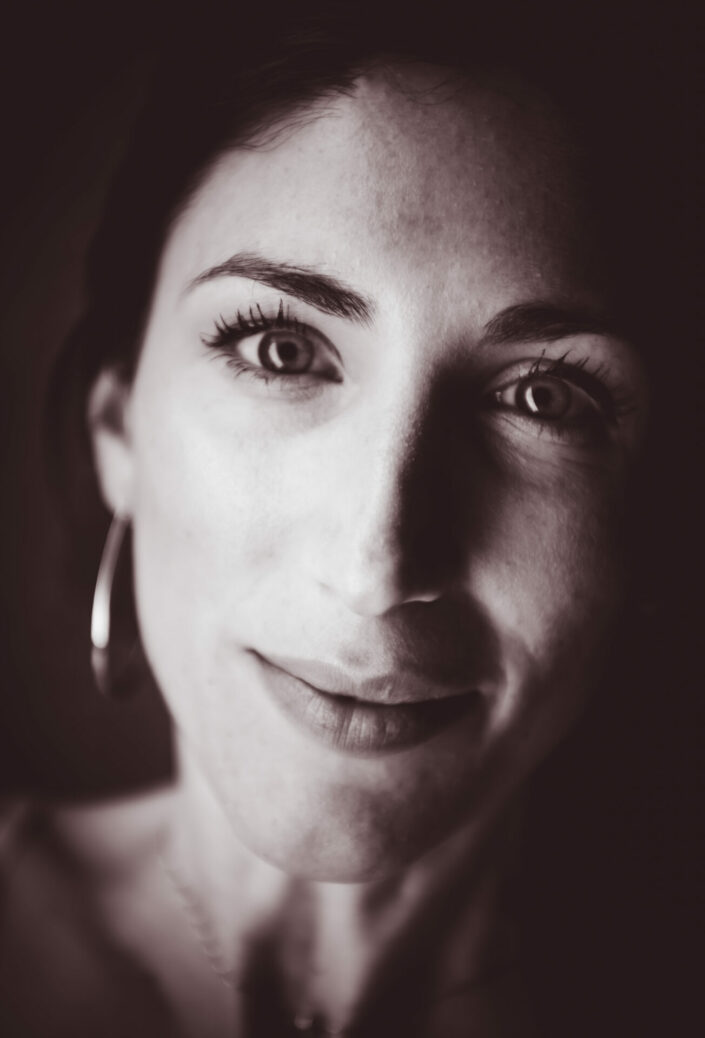 Anna Panariello Salesforce Solution Engineer